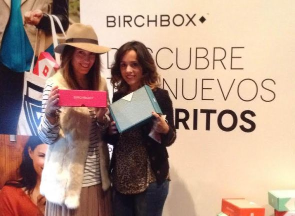 Con mi amiga Ana Crank de www.15colgadasdeunapercha.com